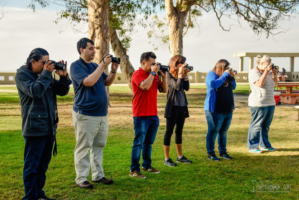 San Pedro Photgraphy Classes