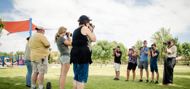 Las Vegas No more auto mode workshop, June 2 2018