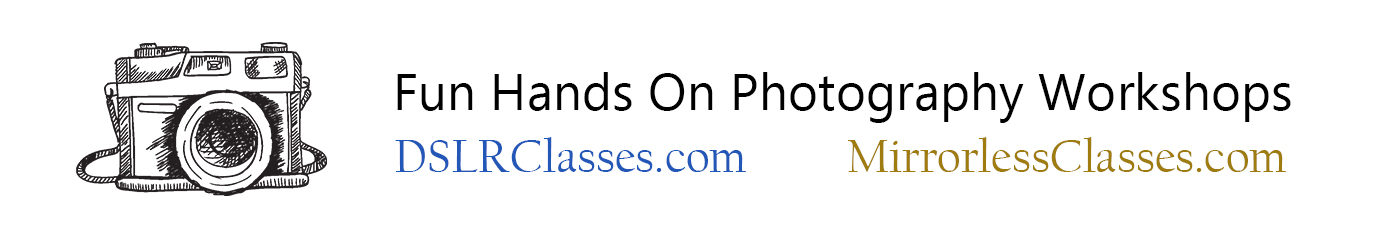 Photography Workshops – Classes offered in San Diego Temecula Long Beach Redlands and Las Vegas