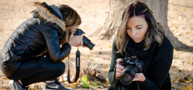 Las Vegas hands on camera classes